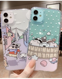 FREE SHIPPING SHIN-CHAN IPHONE CASE 【FOR AGENT ONLY】