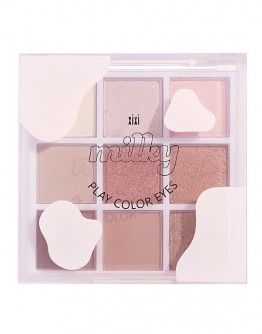 XIXI MILKY PLAY COLOR EYESHADOW【FOR AGENT ONLY】