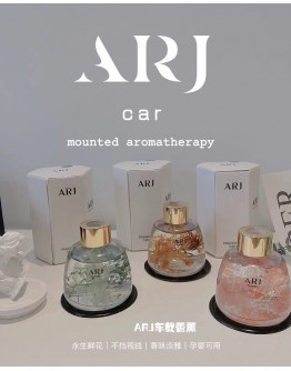 FREE SHIPPING ARJ CAR MOUNTED AROMATHERAPY CAR AIR AROMATHERAPY PERFUME