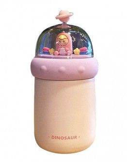 【CHRISTMAS LIMITED】FREE SHIPPING CANDY BABY PATTERN THERMOS BOTTLE 350ML