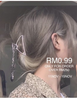 11.11 ONLY FOR ORDER OVER RM250 BUTTERFLY HAIRPIN