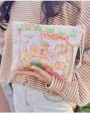 RABBIT CARTOON STORAGE BAGS
