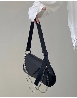 FREE SHIPPING FAUX LEATHER CHAIN HANDBAGS
