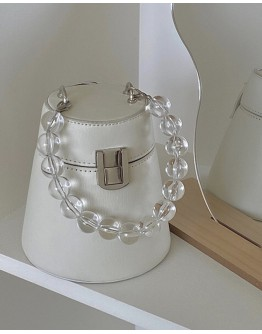 FREE SHIPPING LADIES CHAIN TRIANGLE CROSSBODY BAGS