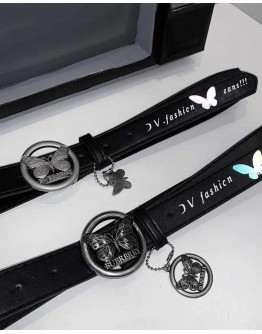 LADIES BUTTERFLY REFLECT BELT