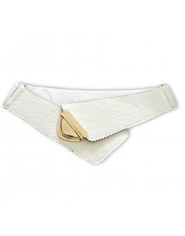 FREE SHIPPING LADIES FAUX SNAKE LEATHER BELT