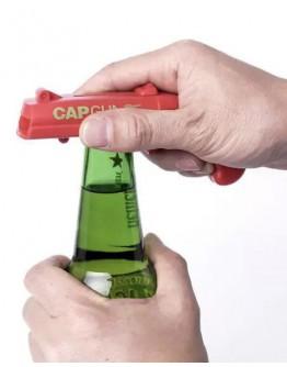 DRINK OPENER GUN