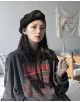 FREE SHIPPING LADIES EMBRODIER BERET