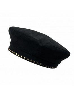FREE SHIPPING UNISEX STAR BERET