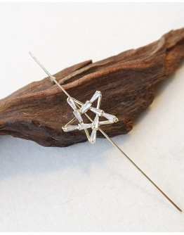 【GS】FREE SHIPPING STAR CUT-OUT EARRING ( ONE ONLY )