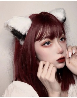 FREE SHIPPING BIGGER CAT EAR PATTERN HAIRBAND