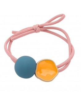 【ONLY FOR AGENT】 COLOR BALL HAIRRINGS