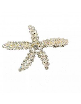 【ONLY FOR AGENT】RHINESTONE STAR HAIRPINS