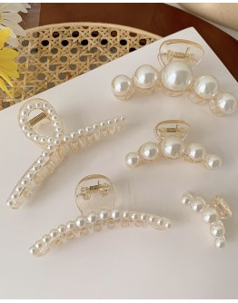 【ONLY FOR AGENT】 FAUX PEARL HAIRPINS