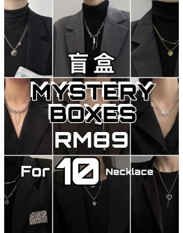 FREE SHIPPING MYSTERY BOSEX 10 NECKLACE