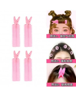 FREE SHIPPING HAIR STYLE HAIRCLIPS 4 IN 1 SET