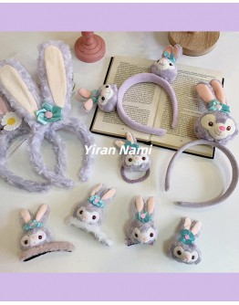 FREE SHIPPING STEELLALOU HAIRBAND HAIRPINS ACCESSORIES