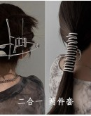 FREE SHIPPING 2 IN 1HAIR-CLIPS SET