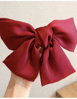 FREE SHIPPING BOWKNOT HAIR RING / HAIR PIN