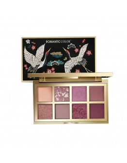 ROMANTIC 8 COLORS EYE SHADOW