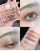 COOL BARBIE 9 COLORS EYE SHADOW