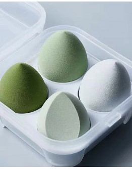 【WHB】BEAUTY BLENDER 4 / 8 WITH BOX