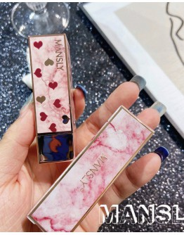 【GS】FREE SHIPPING MANSLY 3 IN 1 COLORS LIPSTICK