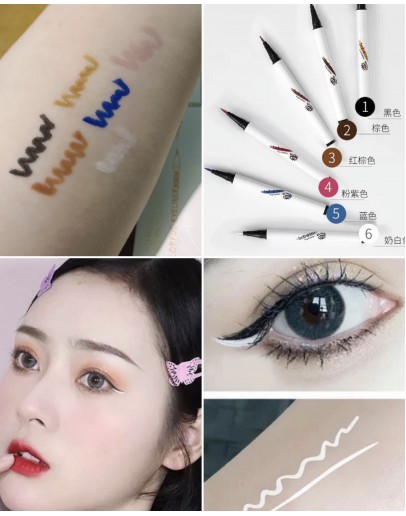 【GS】FREE SHIPPING COLORFUL EYELINER