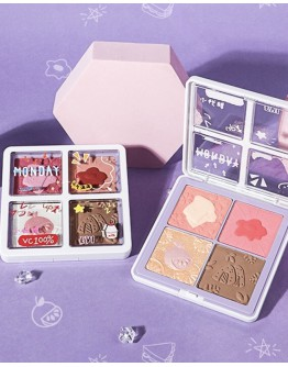 MONDAY MOOD SWEET EVI EYESHADOW 【ONLY FOR AGENT】