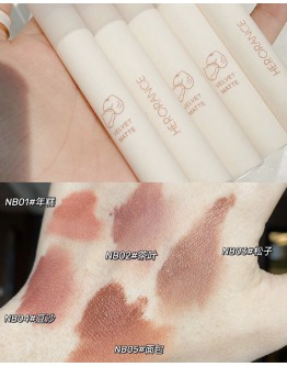 HERORANGE BROWN VELVET LIP MATTE 【ONLY FOR AGENT】