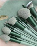 【GS】13 MAKE UP BRUSHED WITH COVER + FREE MAKE UP