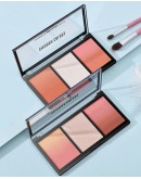FREE SHIPPING 3 COLORS BLUSHER