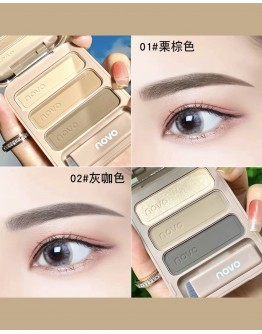 FREE SHIPPING NOVO MAKEUP EYEBROWS