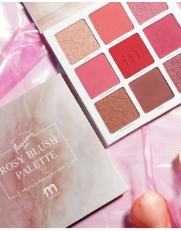 FREE SHIPPING ROSY BLUSH PALETTE