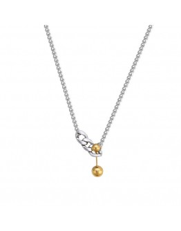FREE SHIPPING ROUND BALL CHAIN NECKLACE