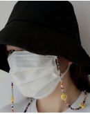 【GS】FREE SHIPPING SMILE MASK CHAIN ACCESSORIES