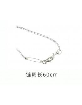 PIN TITANIUM STEEL NECKLACE