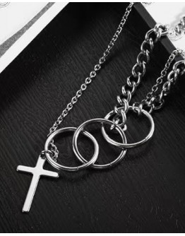 BUY 2 FREE 1 FREE SHIPPING UNISEX NECKLACE