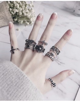 BUY 2 FREE 1 LADIES MITAL RINGS