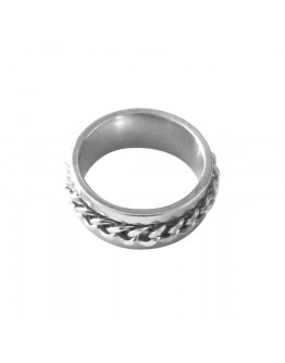FREE SHIPPING UNISEX CHAIN RING