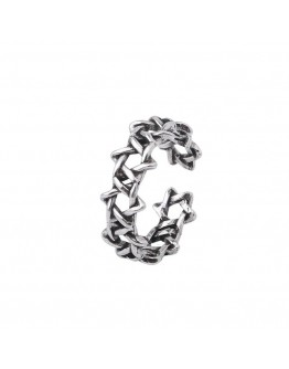 9.9 FREE SHIPPING COPPER OPEN-END RINGS