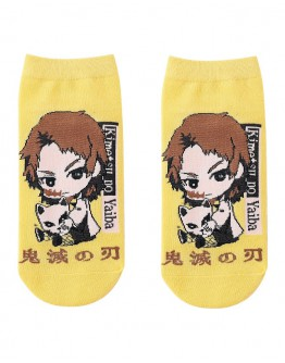 KIMETSU NO YAIBA 5 IN 1 SET LADIES ANKLE SOCKS 【ONLY FOR AGENT】
