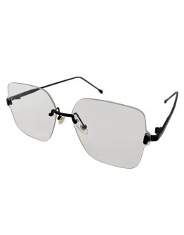 FREE SHIPPING UNISEX RIMLESS SAUARE READER