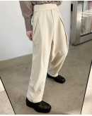FREE SHIPPING MENS VELCRO LOOSE PANTS