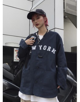 UNISEX NEW YORK LONG-SLEEVED SHIRT