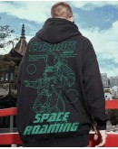 FREE SHIPPING MENS COSMOS THICK PLUS SWEATER