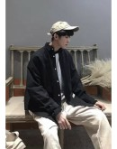【GS】FREE SHIPPING UNISEX OVER-SIZE LOOSE SHIRT
