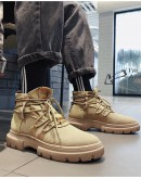 MENS LACE-UP BOOT