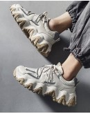 MENS REFLECT LACE-UP SNEAKERS