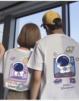 FREE SHIPPING UNISEX NASA SPACE BASIC TOPS